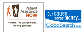 Patient Assistance and GoodSearch